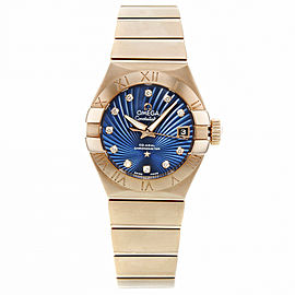 Omega Constellation 123.50.27.20.53.001 27mm Womens Watch