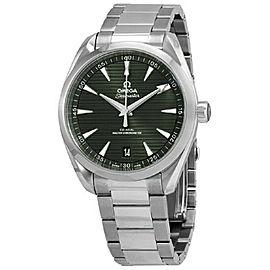 Omega Seamaster Aqua Terra Green 220.10.41.21.10.001 Mens Watch 41MM Box&Papers