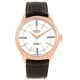 Rolex Cellini Time 50505 39mm Mens Watch