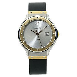 Hublot MDM 1401.2 18k Two Tone Unisex Quartz Watch 32MM