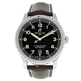 Breitling Aviator Navitimer 8 A173151A1B1X1 Chronometer Automatic 41MM Watch