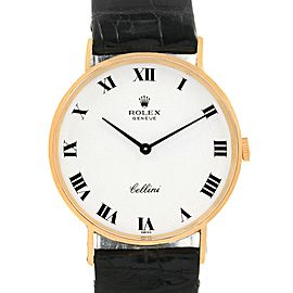 Rolex Cellini Classic 3833 30.5mm Unisex Watch