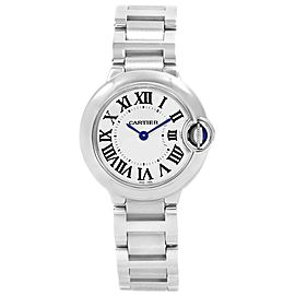 Cartier Ballon W69010Z4 29.0mm Womens Watch