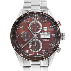 Tag Heuer Carrera CV2A12.BA0796 43mm Mens Watch