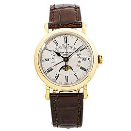 Patek Philippe Grand Complications 5159J-001 18K Mens Watch 38mm