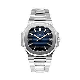Patek Philippe Nautilus 5711/1A-010 NEW Blue Dial Mens Watch 40mm