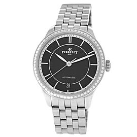 Perrelet First Class Lady A2070/6 Diamond Stainless Steel Automatic 35MM Watch