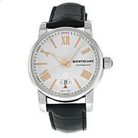 Montblanc Star 4810 Men's Stainless Steel Date Automatic 42MM Watch