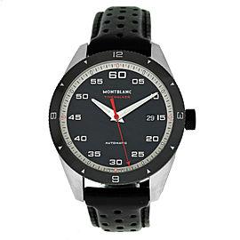 Montblanc Timewalker 116061 Steel Ceramic Date Automatic 42MM Watch