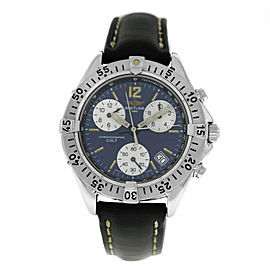 Breitling Colt A53035 Men's Chronograph Stainless Steel Quartz Date 39MM Watch