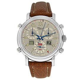 Chopard Mille Miglia 8309 Chronograph Steel Quartz Date 39MM Watch