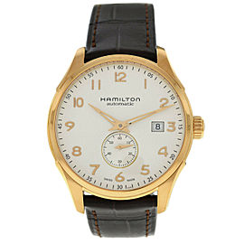 Hamilton Jazzmaster Maestro H42575513 Gold Plated Steel Automatic 40MM Watch