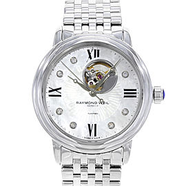 Raymond Weil Maestro 2627-ST-00994 30mm Womens Watch