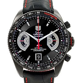 Tag Heuer Grand Carrera CAV518B.FT6016 43mm Mens Watch