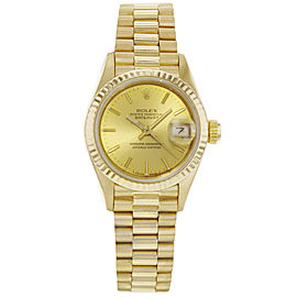 Rolex Datejust 69138 26mm Womens Watch
