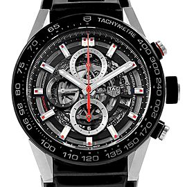 TAG Heuer Carrera Calibre Heuer 01 CAR2A1Z.FT6044 45mm Mens Watch