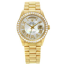 Rolex Day-Date 18038 36mm Mens Vintage Watch