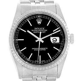 Rolex Datejust 16220 36.0mm Mens Watch