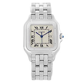 Cartier Panthere W25032P5 29mm Mens Watch