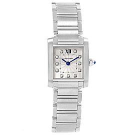 Cartier Tank Francaise WE110006 20mm Womens Watch
