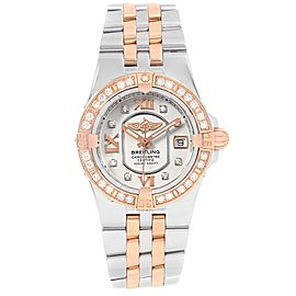 Breitling Galactic C71340 30.0mm Womens Watch