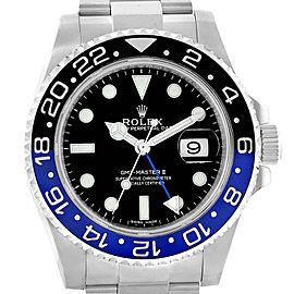 Rolex GMT Master II Batman 116710 40.0mm Mens Watch