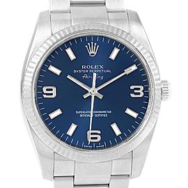 Rolex Oyster 116234 34.0mm Mens Watch
