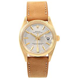 Rolex Date 1501 Vintage 35mm Mens Watch
