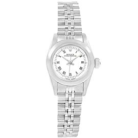 Rolex Oyster Perpetual 67180 24mm Womens Watch