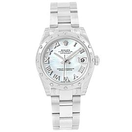 Rolex Datejust 178344 31.0mm Womens Watch