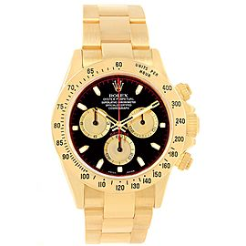 Rolex Daytona 116528 40.0mm Mens Watch