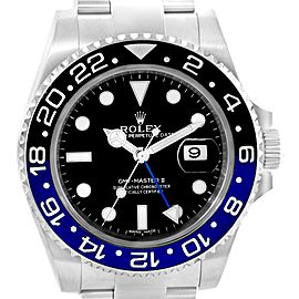 Rolex GMT Master II 116710 40mm Mens Watch