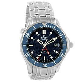 Omega Seamaster Bond 300M GMT 2535.80.00 41mm Mens Watch