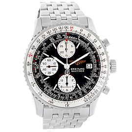 Breitling Navitimer Fighter Chronograph A13330 41.5mm Mens Watch