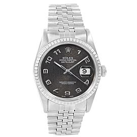 Rolex Datejust 16220 36mm Mens Watch