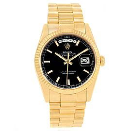 Rolex President Day-Date 118238 36.0mm Mens Watch