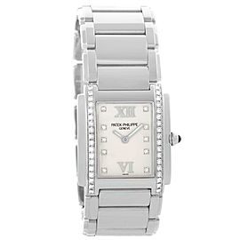 Patek Philippe Twenty-4 4910 25mm Womens Watch