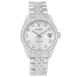 Rolex Datejust 178384 31mm Womens Watch