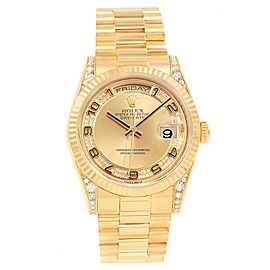Rolex President Day-Date 118388 36mm Mens Watch