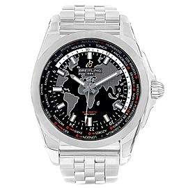 Breitling Galactic Unitime AB0152 44mm Mens Watch