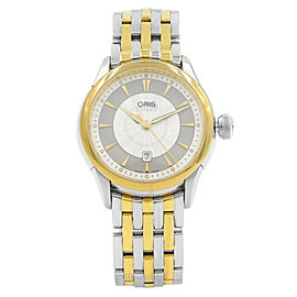 Oris Artelier 561-7604-4351MB 31mm Womens Watch