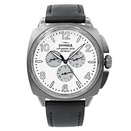 Shinola The Brakeman S10000188 46mm Mens Watch