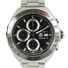 TAG HEUER Stainless steel/Stainless steel Formula 1 watch RCB-48