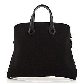 Hermes Heeboo Handbag Toile MM