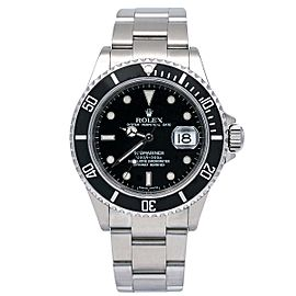 Rolex Submariner Date 16610T 40 mm Mens Watch