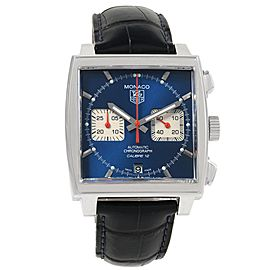 Tag Heuer Monaco Calibre CAW2111 39.0mm Mens Watch