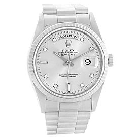 Rolex President Day-Date 18239 36mm Mens Watch