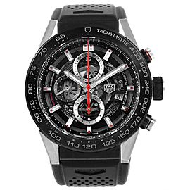 Tag Heuer Carrera Calibre CAR2A1Z 45mm Mens Watch