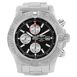 Breitling Aeromarine Super Avenger A13371 48mm Mens Watch