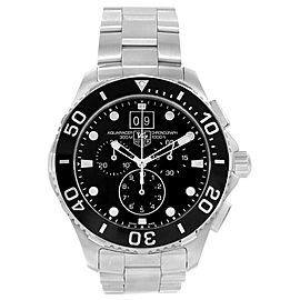 Tag Heuer Aquaracer Chronograph CAN1010.BA0821 43.0mm Mens Watch